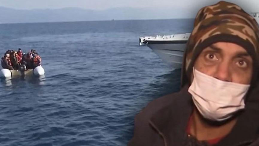 Yunanistan'ın sığınmacılara yönelik müdahalesini Alman kanalı görüntüledi