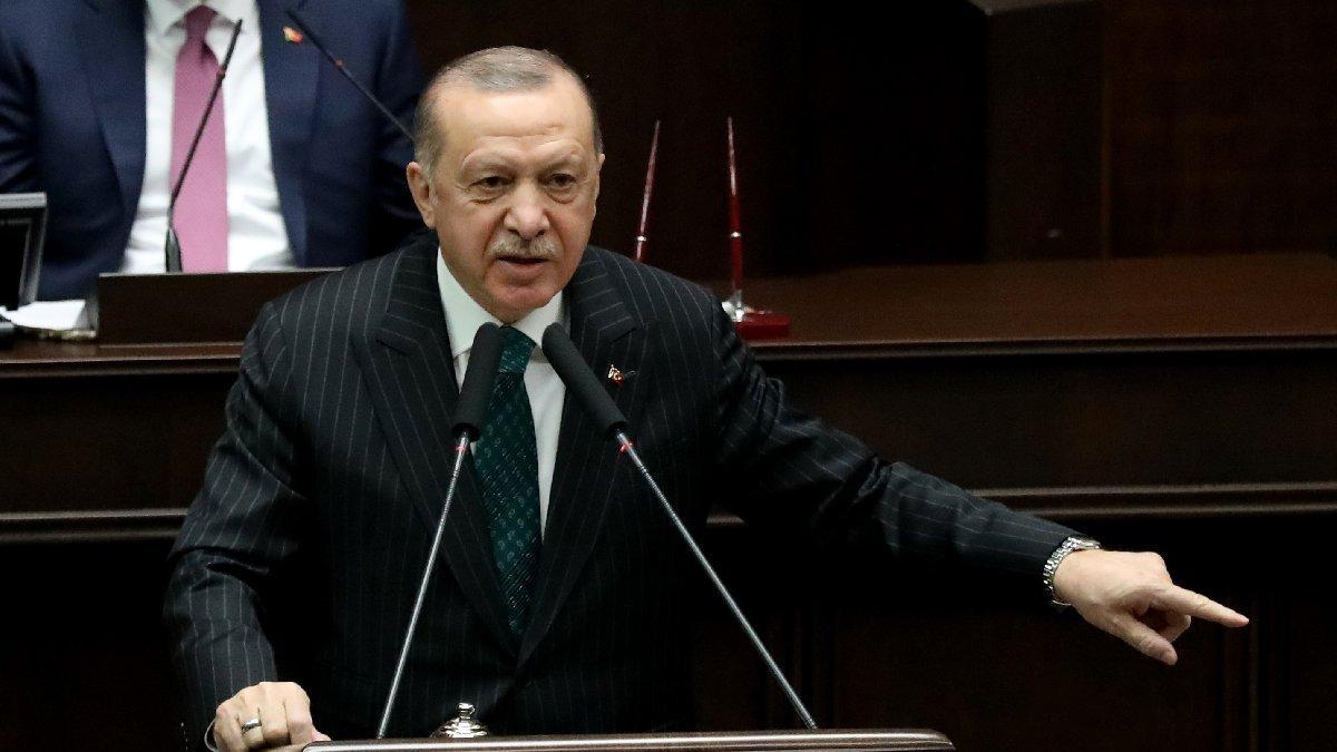 Erdoğan'dan Kılıçdaroğlu'na çok sert bildiri yanıtı