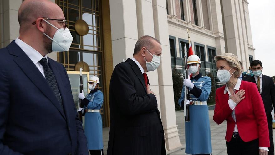 The Times: AB, Erdoğan'a daha çok para teklif etti