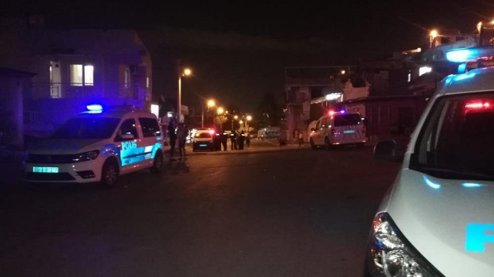 İzmir'de sokak ortasında silahlı çatışma