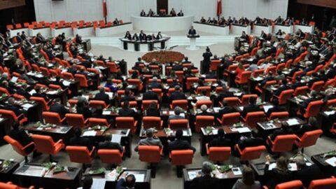 11 milletvekiline ait 14 dokunulmazlık dosyası Meclis'te