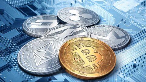 Kripto para fonlarına rekor giriş