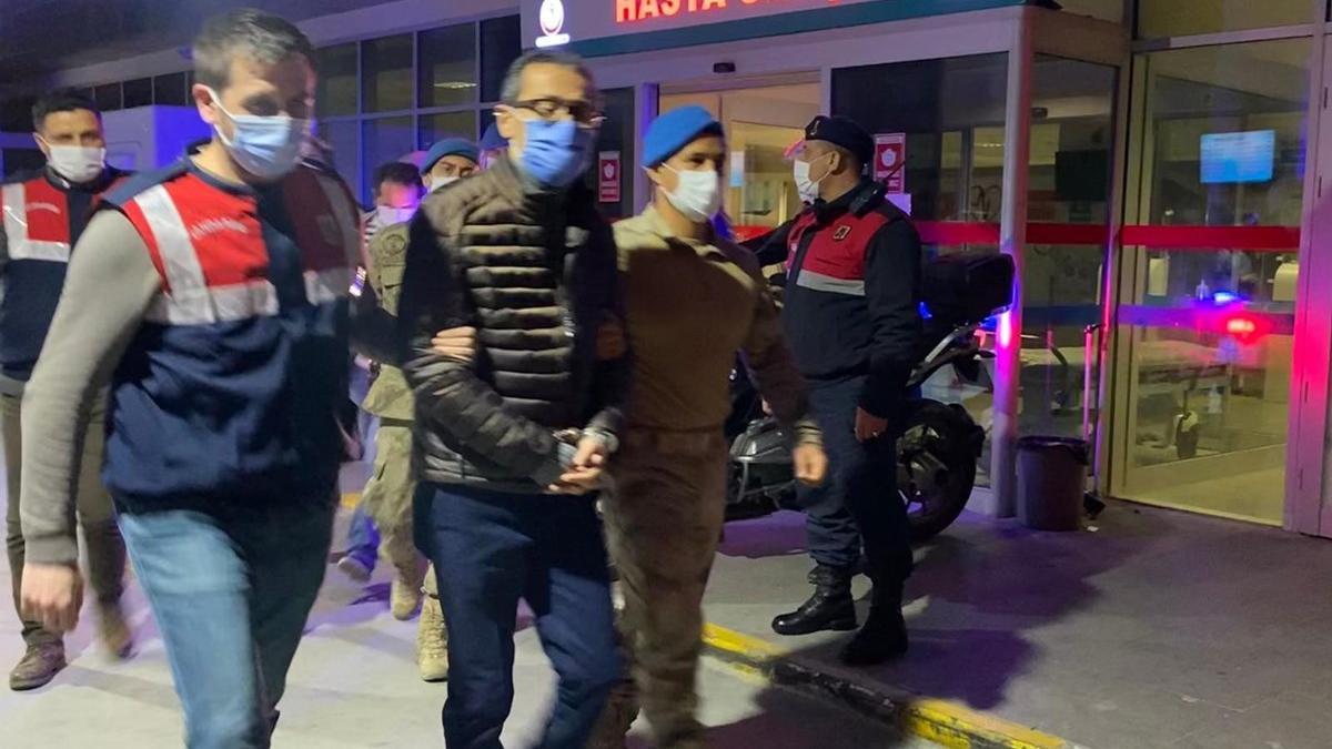 Terör örgütünün asayiş yapılanmasındaki isim İzmir'de yakalandı