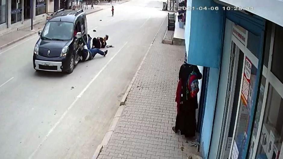 Gaspçının aracıyla metrelerce sürüklediği genç kadın: Bu bir canilik