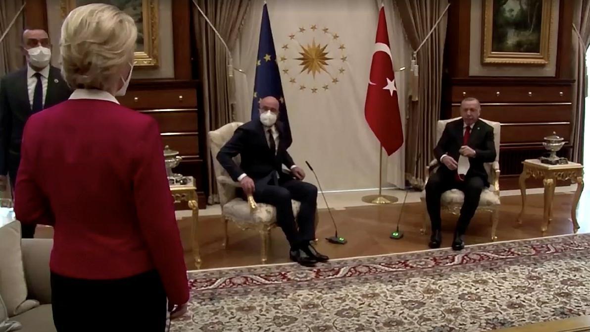 Koltuk krizine Ankara'dan en net yanıt: İlk kez misafir ağırlamıyoruz