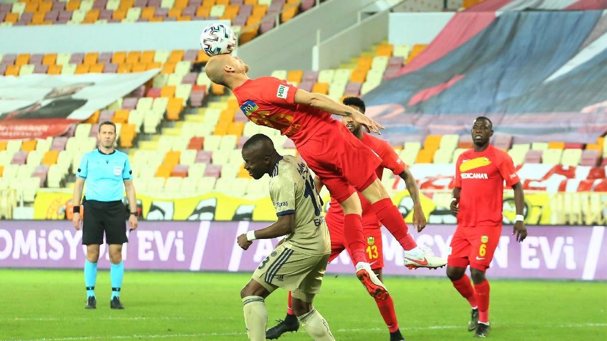 Fenerbahçe, Yeni Malatyaspor deplasmanında puan bıraktı