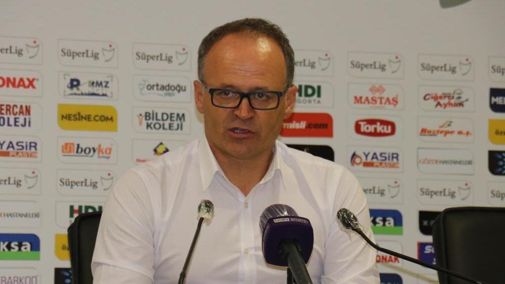 İrfan Buz: Fenerbahçe'yi daha ağır oynamaya yönlendirdik