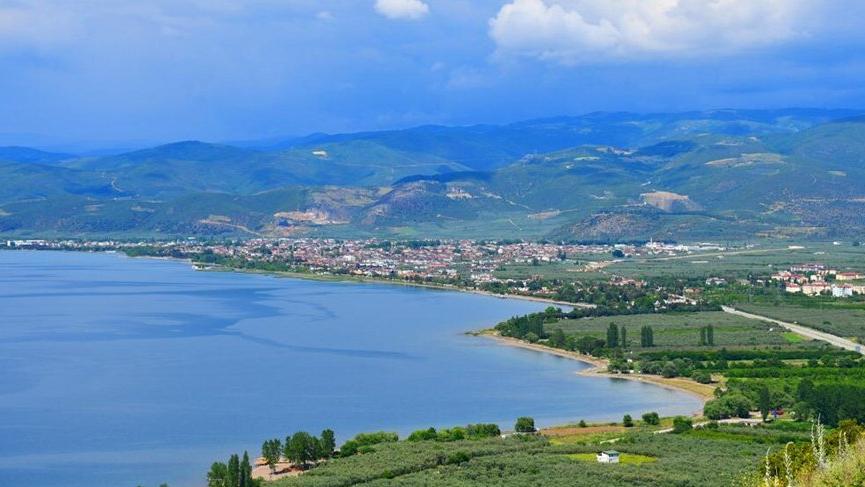 Büyükşehir belediyesinin İznik Gölü'ne imar planı yargıya takıldı