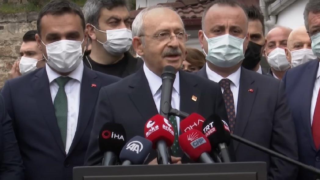 Esnaftan Kılıçdaroğlu'na: Erken seçimi dillendirirseniz çok iyi olur, ülkenin gidişatı iyi değil
