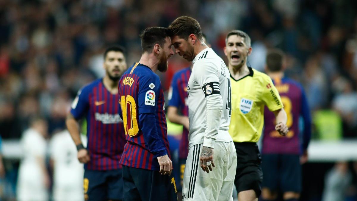 Sergio Ramos: 'Lionel Messi'ye karşı acı çektik! O olmasaydı...'