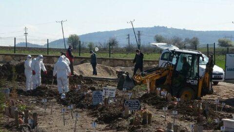 Yanlış gömdükleri cenaze hem komşu, hem akrabaları çıktı