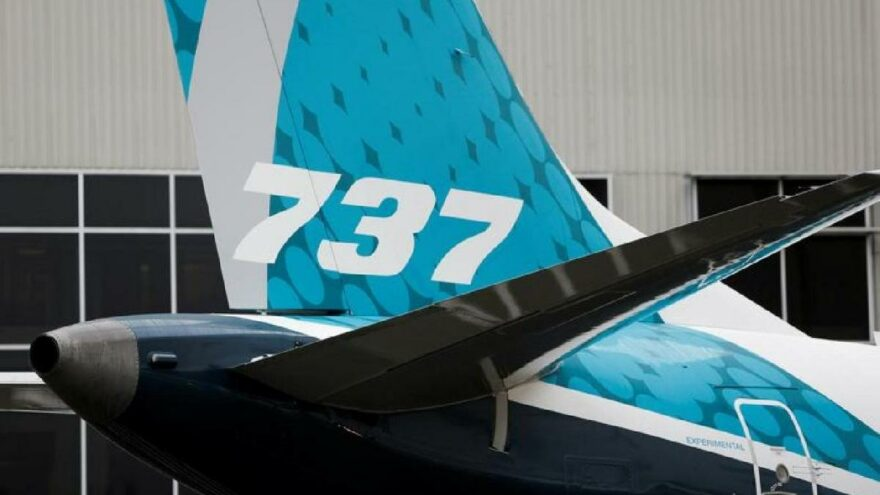Boeing, 737 Max tipi uçağında yeni sorun tespit etti