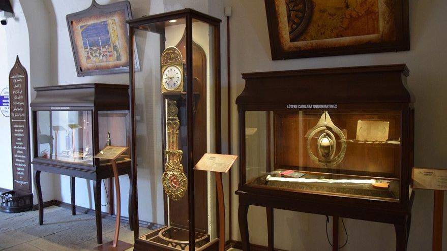 Türkiye'nin ilk ve tek zaman müzesi