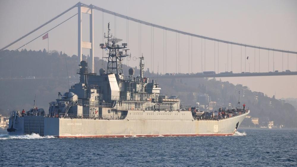 Türkiye doğruladı: ABD, Karadeniz'e savaş gemisi gönderiyor