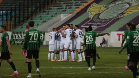 Adana Demirspor'un ilk 2 takibi sürüyor