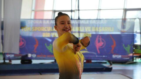 Ayşe Begüm Onbaşı sezona 3 Türkiye şampiyonluğu ile başladı