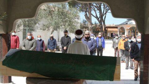 Baba Levo, vasiyeti üzerine Altınova'da toprağa verildi