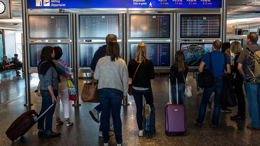 Çevre eğitimi için Almanya'ya gönderilen 43 kişi dönmedi