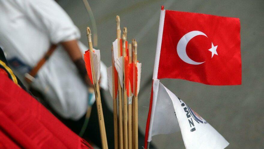 Bilal Erdoğan: Türkiye'de okçu sayısı 10 kat arttı