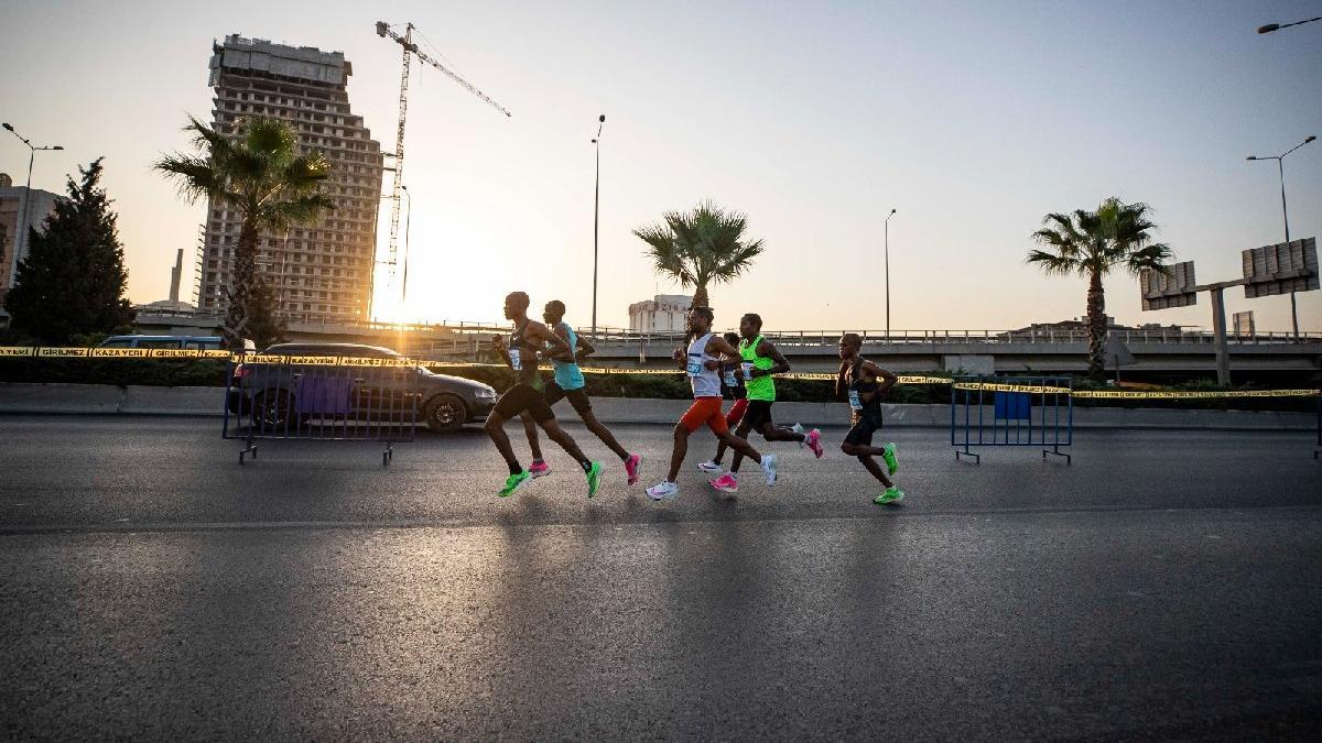 İzmir'de maraton zamanı
