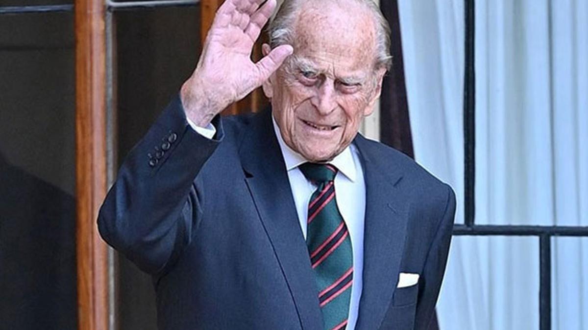 Prens Philip'in cenaze töreni belli oldu