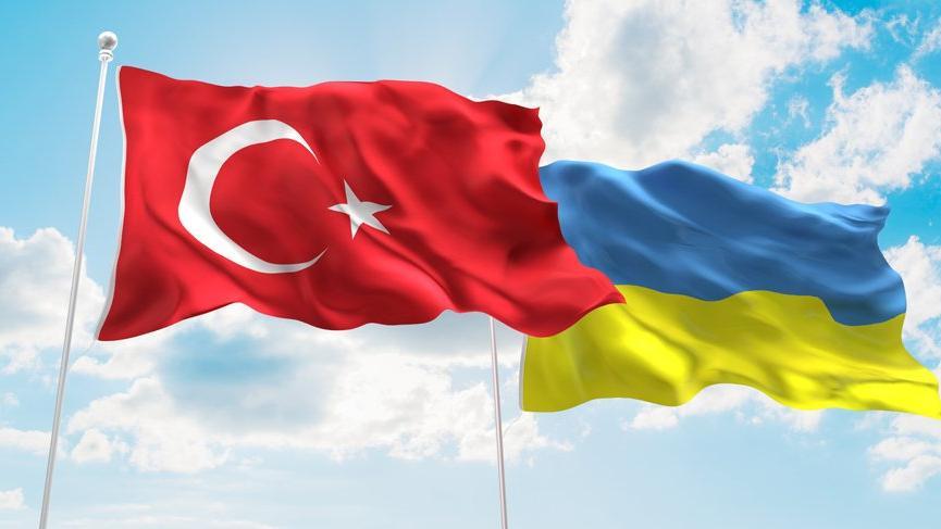 Türkiye ile Ukrayna'dan 20 maddelik ortak bildiri