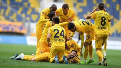 Başkent derbisini Ankaragücü kazandı, Gençlerbirliği'ni ateşe attı: 2-1