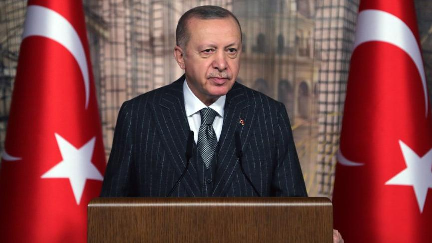 Cumhurbaşkanı Erdoğan'dan corona virüsü tedbirleri açıklaması