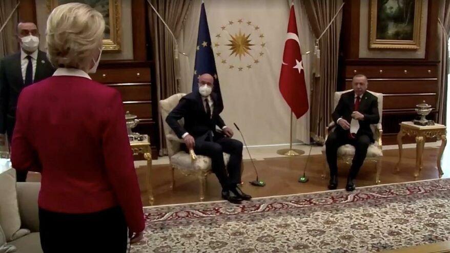 Avrupa'da kanepe krizi büyüyor: Michel Türkiye'de yaşananları anlattı