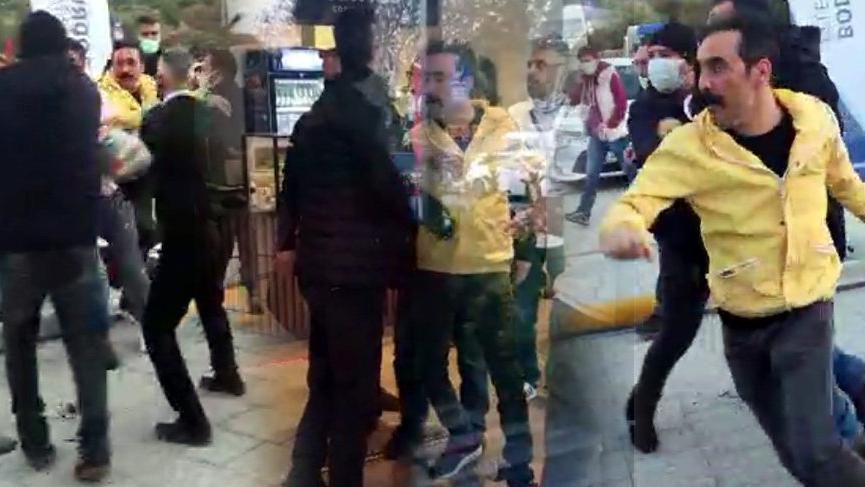 Ödül töreninde kavga çıktı, Mustafa Üstündağ da gözaltına alındı