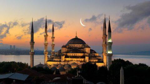Anlamlı ve resimli Ramazan mesajları: Hadisler ve ayetler içeren Ramazan ayı mesajları...