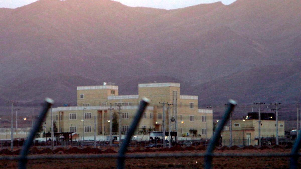 İran, nükleer Tesisteki kazayı 'terör saldırısı' olarak nitelendirdi