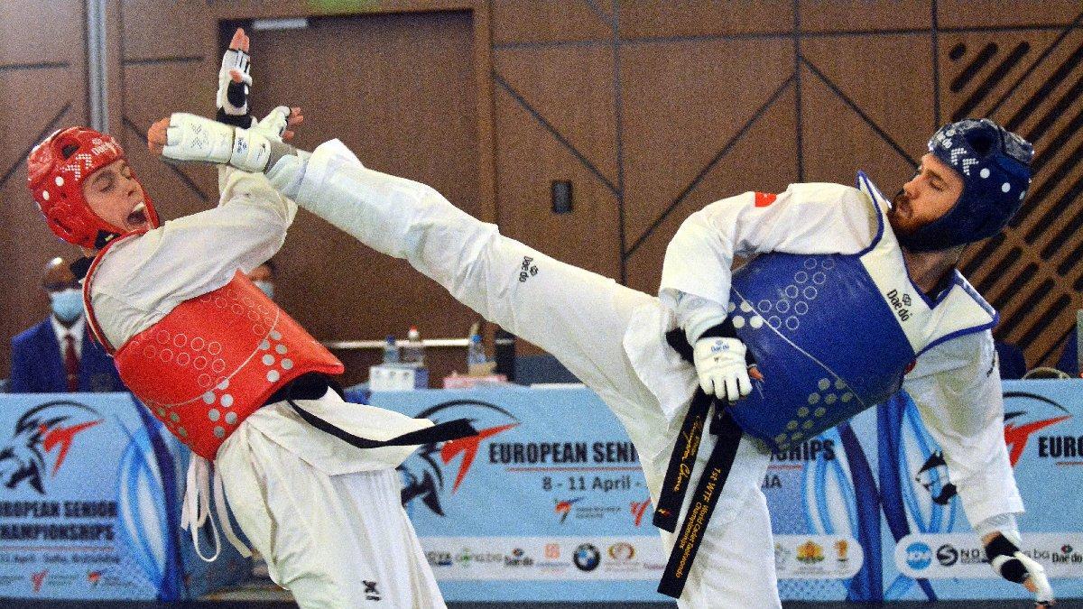 Milli tekvandocular Avrupa'dan 5 madalyayla dönüyor