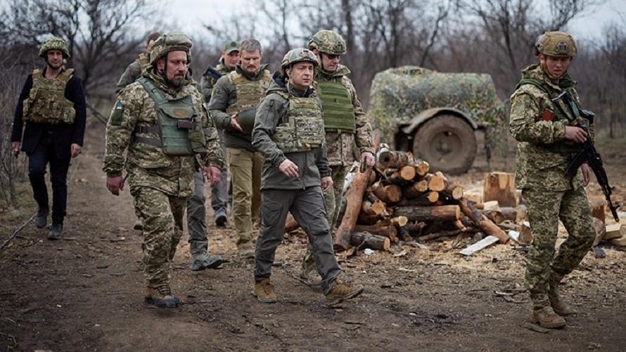 Ukrayna: Bölgede savaş olmayacak