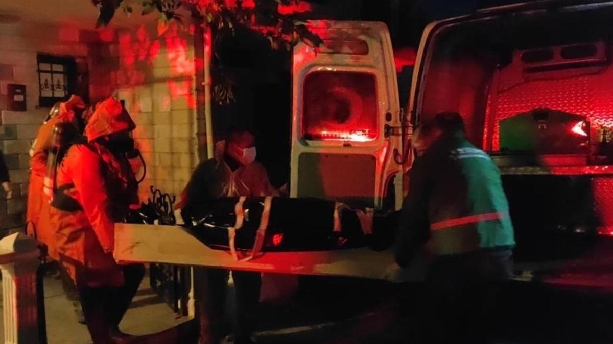 Villada şüpheli ölüm! Soruşturma başlatıldı