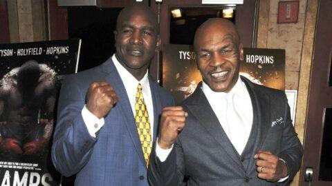 Mike Tyson'dan sonra bir efsane daha geri dönüyor