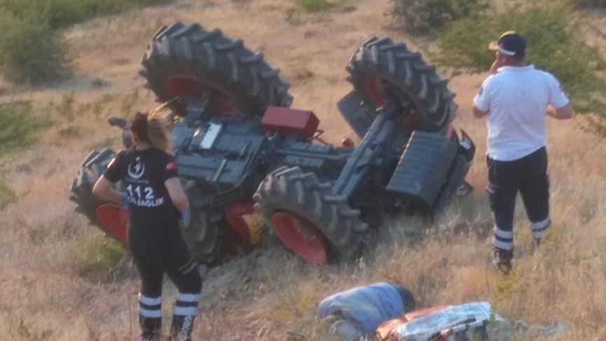 Yine traktör devrildi! Bir ayda beşinci ölüm