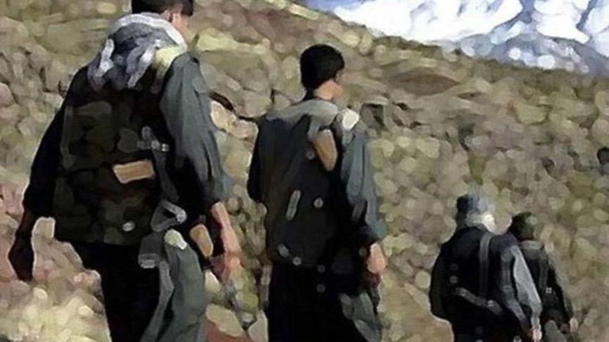 İkna çalışmasıyla 5 terörist daha teslim oldu