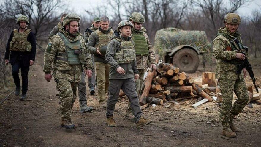 G7 ülkelerinden 'Rusya-Ukrayna' krizi çağrısı