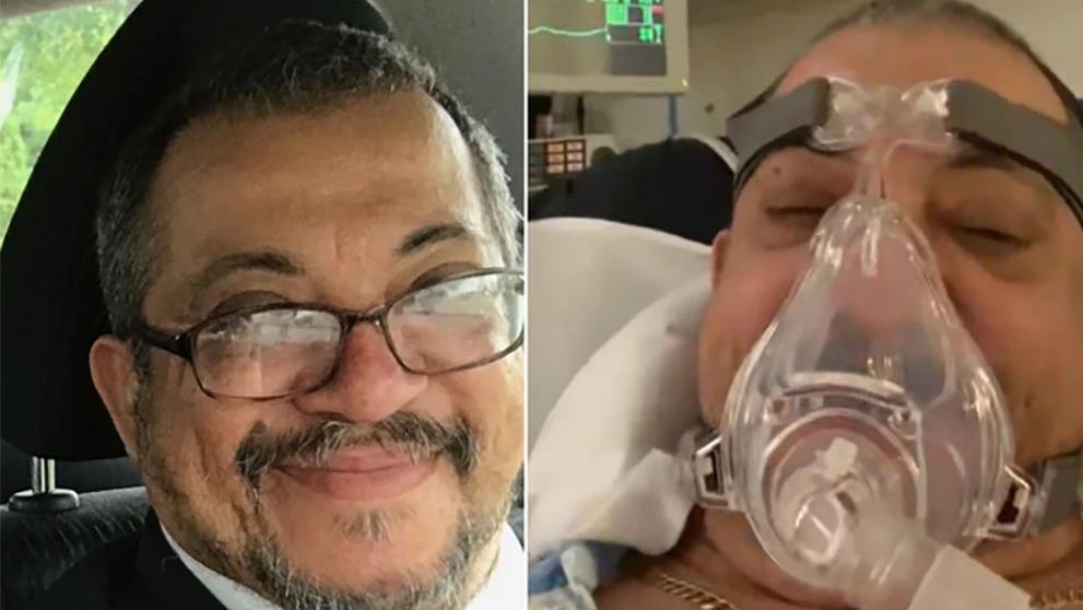 Tüm yıl coronadan korundu: Aşıdan sonra yoğun bakımda yaşam mücadelesi veriyor