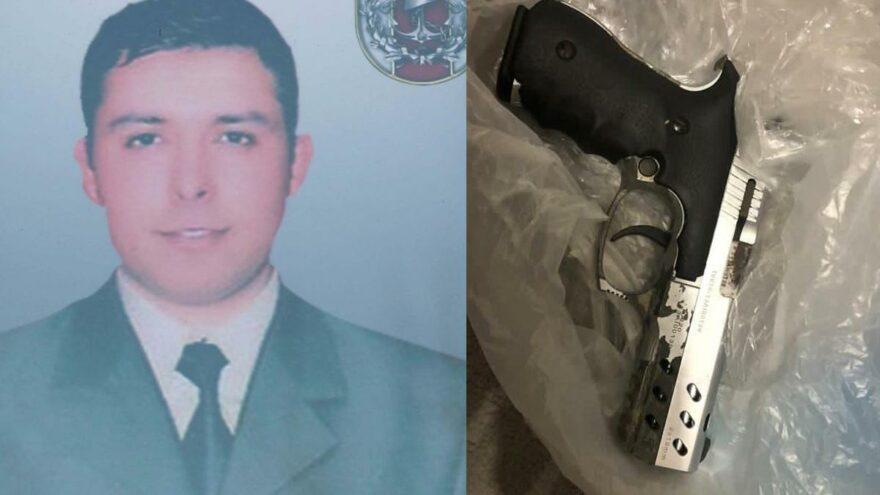 Diyarbakır'da, terör operasyonunda Gara şehidinin tabancası ele geçirildi