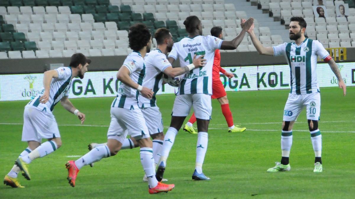 Giresunspor'dan Süper Lig için dev bir adım daha