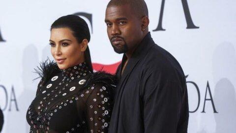 Kanye West, boşanmayı nihayet kabul etti