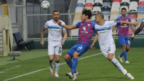 Adana Demirspor hem seriye hem de iddiasına devam etti