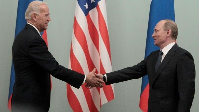 Biden ile Putin arasında 'Ukrayna krizi' görüşmesi