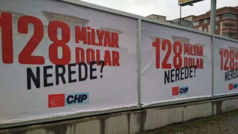 '128 milyar dolar nerede' pankartları dünya gündeminde