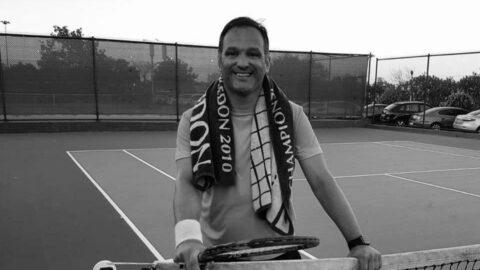 Tenis antrenörü Can Üner 47 yaşında hayatını kaybetti