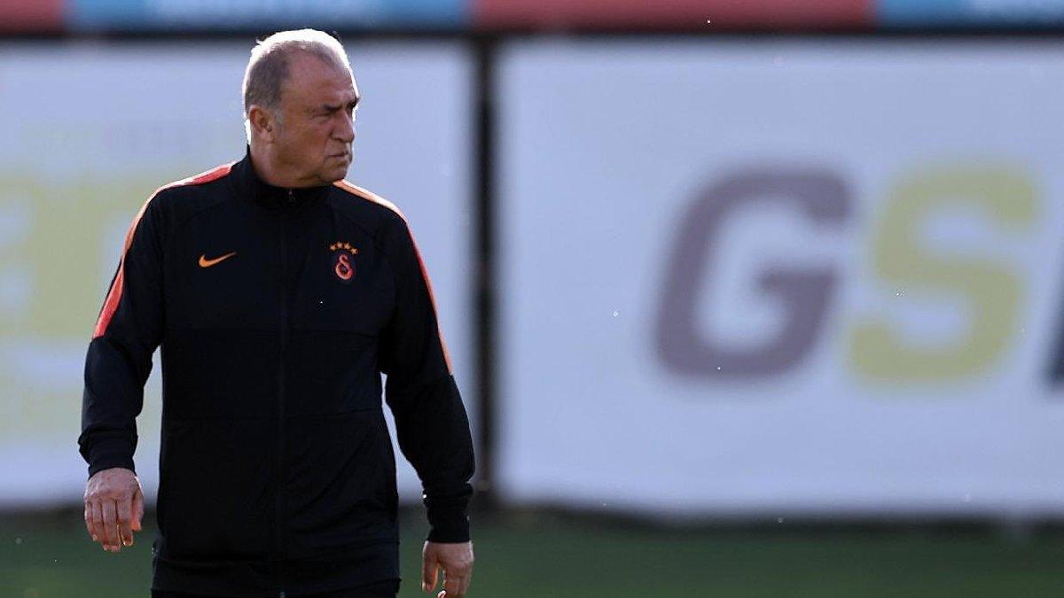 Galatasaray'da kriz... Boykotu Fatih Terim engelledi