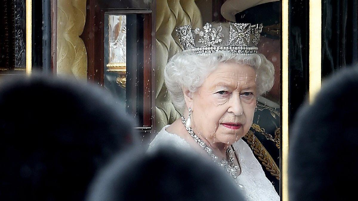 Prens Philip'in ölümünün ardından Kraliçe Elizabeth'ten ilk görev