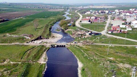 Prof. Dr. Tecer: Ergene Havzası dışında suyu bu kadar kirlenen bölge yok